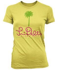 Tri Delta T-shirt by Metrogreek, via Flickr