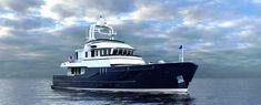 Seaton Expedition & Voyager Designs - Seaton Yachts Sales and Brokerage Sailboat Drawing, Trawler Boats, Yacht Vacations, Boat Safety, Motor Boats, Yachts, Water Sports, Canoe, Fresh Water