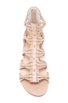 Ivanka Trump Bafi Sandal by Ivanka Trump on Ivanka Trump, Spring Garden, Gladiator Sandals, Nordstrom Rack, Pairs, Purses, My Style, Happy, Crafts
