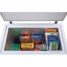 Haier 7.1 cu ft Freezer, White