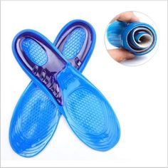 Mens Insoles Gel Superfeet e Insole Silicone Gel Inserts Insoles Men's #Superfeet