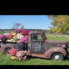 Love old trucks , never out of uses