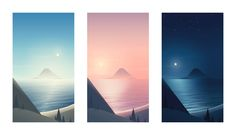 Dribbble - volcano3.jpg by Dave Chenell