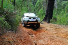 On a great little adventure down in Dwellingup, Western Australia.