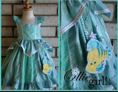 Bellamy's Ollie Girl Ariel dress!!