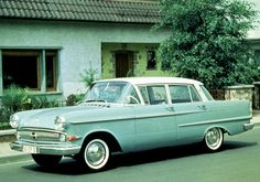 Opel Kapitan P2, cincuenta aniversario
