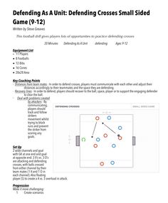 Soccer scouting template | Other Designs | Pinterest | Template