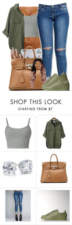"""""""place // bahja rodriguez"""" by yeauxbriana ❤ liked on Polyvore featuring Blue Nile, Hermès and Wet Seal"""