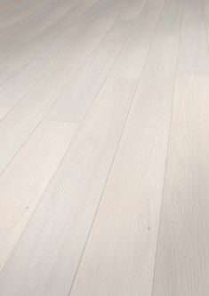1182184 Solidfloor Parkett Eiche Normandie Landhausdiele natur gebürstet gefast weiss matt lackiert