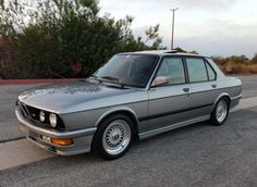 Bid for the chance to own a 1987 BMW at auction with Bring a Trailer, the home of the best vintage and classic cars online. Bmw X6, E28 Bmw, Bmw S1000rr, Bmw Classic Cars, Classic Cars Online, Volvo V70r, Vw Corrado, Volkswagen Golf Mk2, Old School Cars