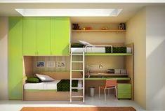 Decorar dormitorios juveniles con literas : Decoración de dormitorios infantiles