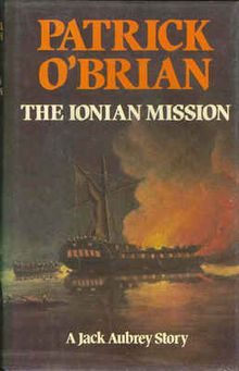 The Ionian Mission-O'Brian