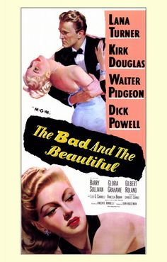 The Bad And The Beautiful  (  1952  )