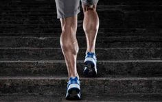 If you want to banish your chicken legs, your current routine of 3 sets of 10 reps of a calf exercise isn't going to cut it. The fix for skinny calves: high-frequency training (HFT), which involves hitting your calves twice a day. Your body adapts to the extra work bouts by accelerating the recovery process. And since your muscles grow bigger and stronger during recovery, you'll speed up your gains.