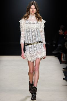 Isabel Marant Fall 2012 Ready-to-Wear - Collection - Gallery - Style.com
