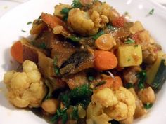 Indian Veggie Stew