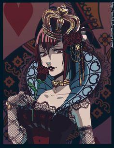 madam red by ioshik.deviantart.com on @deviantART