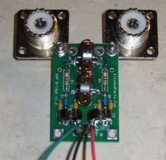 KK5JY Serial/USB SWR Meter for Arduino