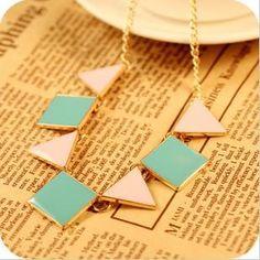 Geometry Fashion Jewelry