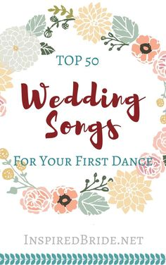 Sweet and the Perfect Songs For Your Wedding Day.
