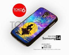 AJ 4178 Little Mermaid With Nebula Galyan - Samsung Galaxy S IV Case | toko6 - Accessories on ArtFire