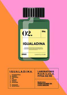 M.A.R.I.L.U.L.A. Posters