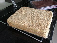 Torte Napoleon, ein sehr leckeres Rezept aus der Kategorie Kuchen. Bewertungen: 17. Durchschnitt: Ø 3,2.