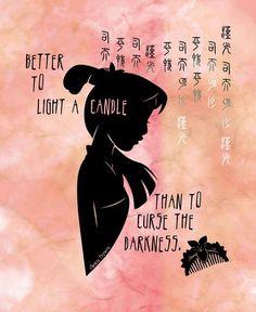 55 Ideas tattoo disney mulan favorite quotes for 2019 Disney Princess Aurora, Disney Princess Quotes, Disney Quotes, Disney Princesses, Mulan Quotes, Life Quotes Love, Quotes To Live By, Girl Quotes, Disney And Dreamworks