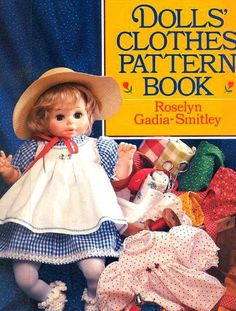 Free doll clothes book, complete with patterns