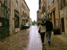 Free Photo: Umbrella, Couple, Wet, Rain, Street - Free Image on Pixabay - 220697