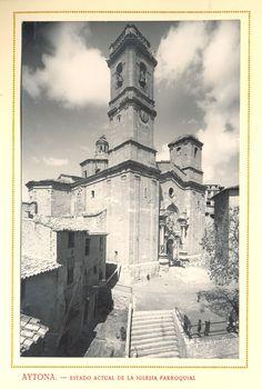 Iglesia parroquial de San Antolí. Aytona (Lérida).