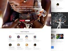Google Impact Challenge by Haraldur Thorleifsson