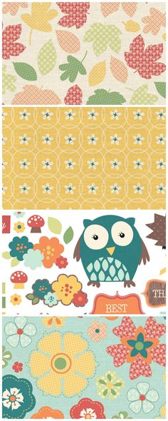 Make adorable woodland cards with these pretty free printable papers from Papercraft Inspirations magazine.