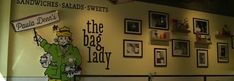 """If you love Paula Deen, you're going to love her new restaurant, """"The Bag Lady."""" It's now open at The Island in Pigeon Forge"""