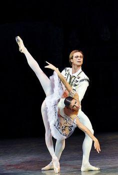 "Keenan Kampa and Andrei Ermakov in ""Don Quixote"""