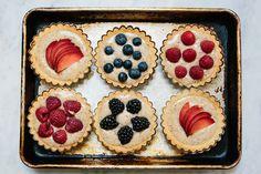 How to Make Frangipane Tarts on Food52: http://food52.com/blog/10494-how-to-make-frangipane-tarts #Food52