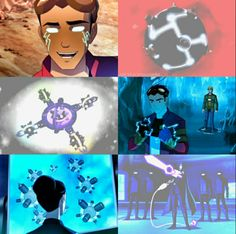 """The nanites were created to save humankind by eliminating diseases and starvation across the entire world."""