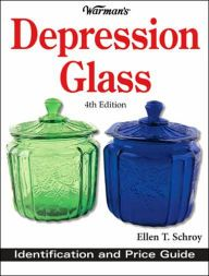 Warman's Depression Glass: Identification and Value Guide by Ellen T. Antique China Cabinets, Glass Book, Book Nooks, Depression, Antiques, Books, Vintage, Antiquities, Antique
