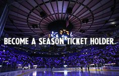 Hockey Bucket List- Become A NHL Season Ticket Holder! [CHECK]