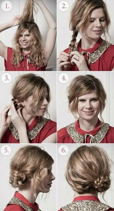 3 Amazing Ideas of Homecoming Hairstyles: Step-by-Step Updos