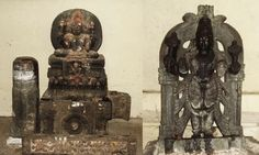 Suryanaraya & Kalideva in Western Ghats: Arakeshwara temple-Haleyedatore