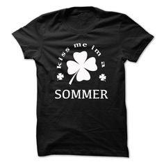 [New tshirt name origin] Kiss me im a SOMMER  Discount 20%  Kiss me im a SOMMER  Tshirt Guys Lady Hodie  SHARE and Get Discount Today Order now before we SELL OUT  Camping last name surname tshirt me im a sommer
