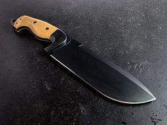 Custom Fixed Blade Chopper Knife 232