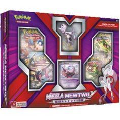 MEGA MEWTWO Y COLLECTION - POKEMON TCG $29.95   #Pokemoncards