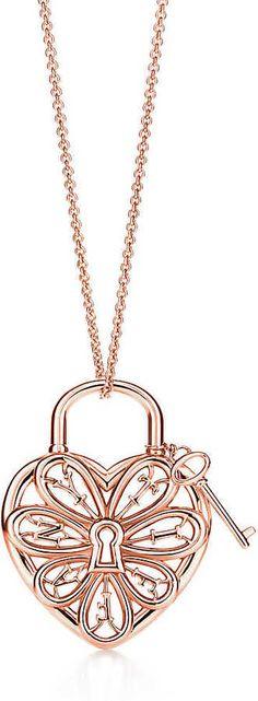 Tiffany & Co. Pendant with Key