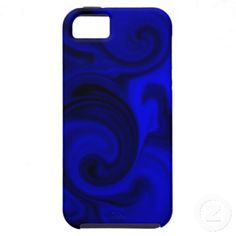 Black Light High Resolution iPhone 5 Cover