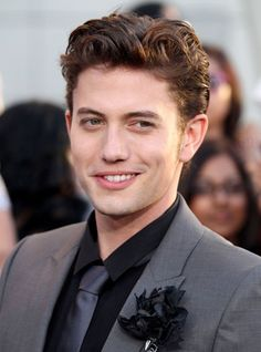 jackson rathbone's crooked smile. this is actually a really good picture of him