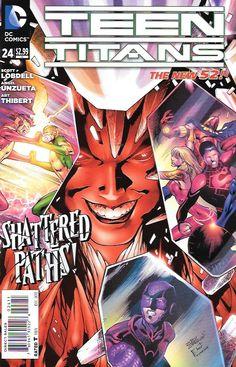 Teen Titans # 24 DC Comics The New 52! Vol 4