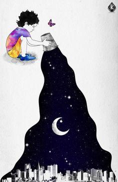 night of dreams by adrian kotwicki
