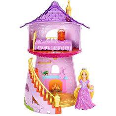 Disney Princess MagiClip Rapunzel Play Set
